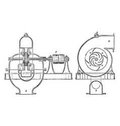 Centrifugal & Pump Vector Images (17)