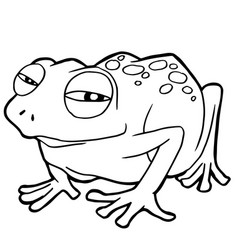 Kids do homework in class cartoon coloring page ve