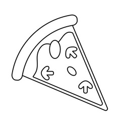 Pizza & Slice Vector Images (over 5,100)