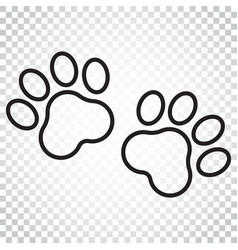 Pawprint Vector Images (over 220)
