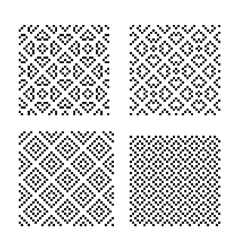Seamless ethnic pattern Royalty Free Vector Image