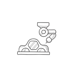 Car Check Engine Hours Vector, Car, Free Engine Image For