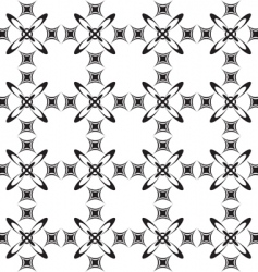 Abstract background of geometric shapes Royalty Free