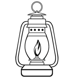 Oil Lamp Royalty Free Stock Photos Image 29605658 Sketch