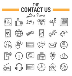 Business card icons home phone address Royalty Free Vector