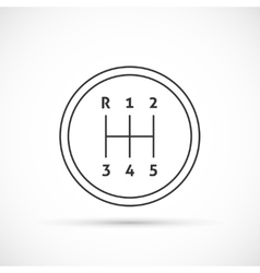 Stick & Shift Vector Images (over 240)
