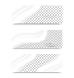 Flyer template header design Royalty Free Vector Image
