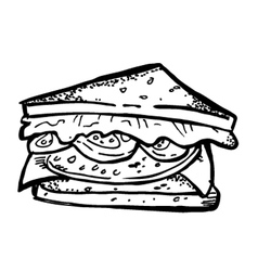 Sandwiches Vector Images (over 14,000)
