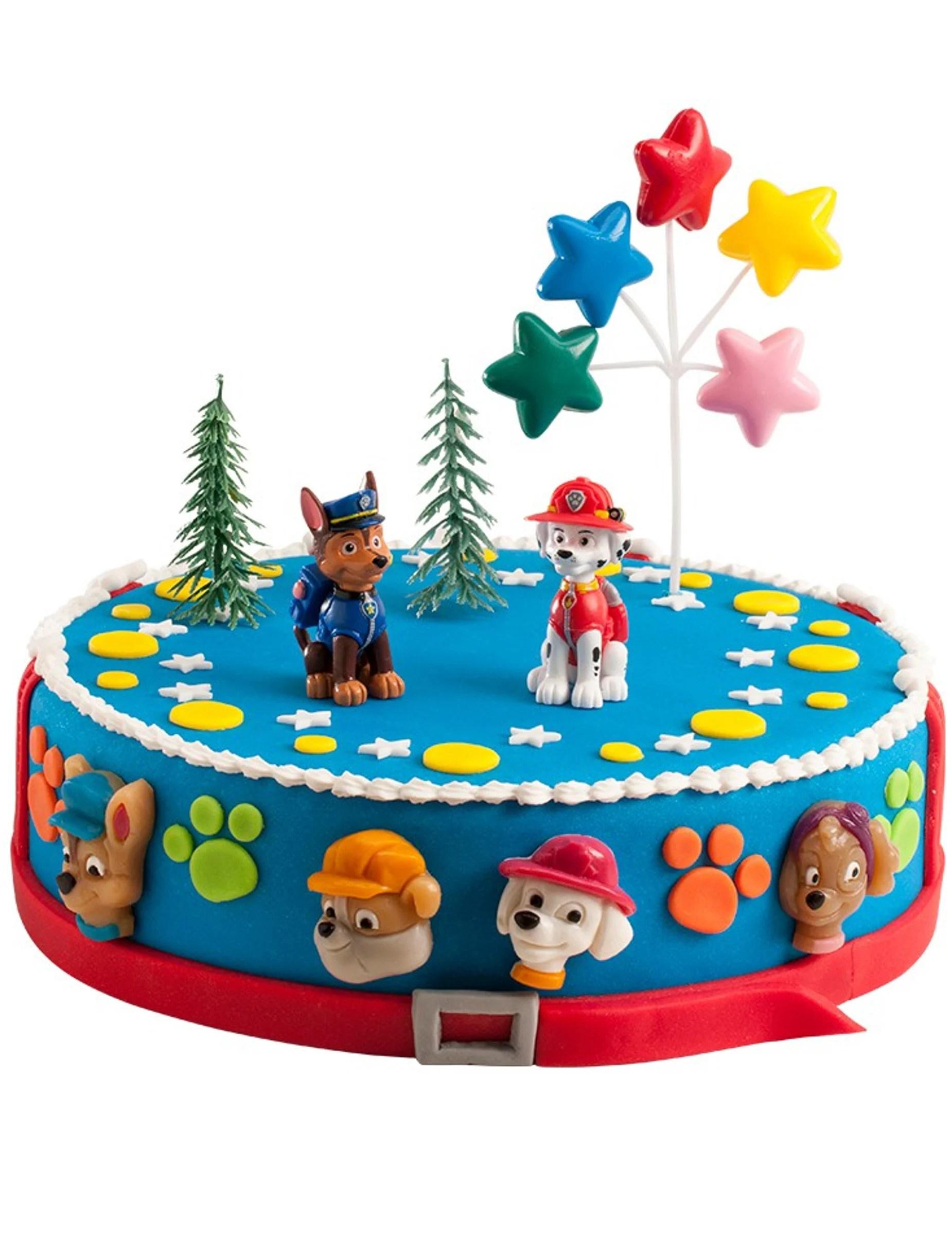 Kuchen Deko Set PAW Patrol™ Partydekound günstige