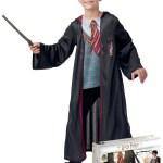 Harry Potter Kinderkostum Im Geschenke Koffer Schwarz Rot Grau Kostume Fur Kinder Und Gunstige Faschingskostume Vegaoo