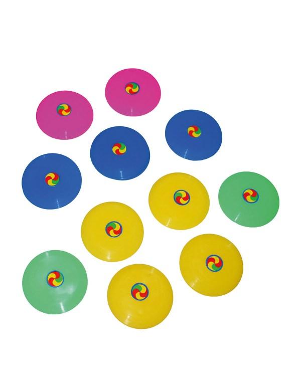 Mini Frisbee 7 Cm Dekorationer Vegaoo.dk