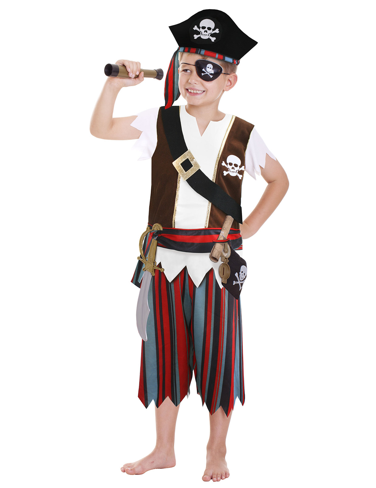 Disfraz de pirata nio Disfraces niosy disfraces