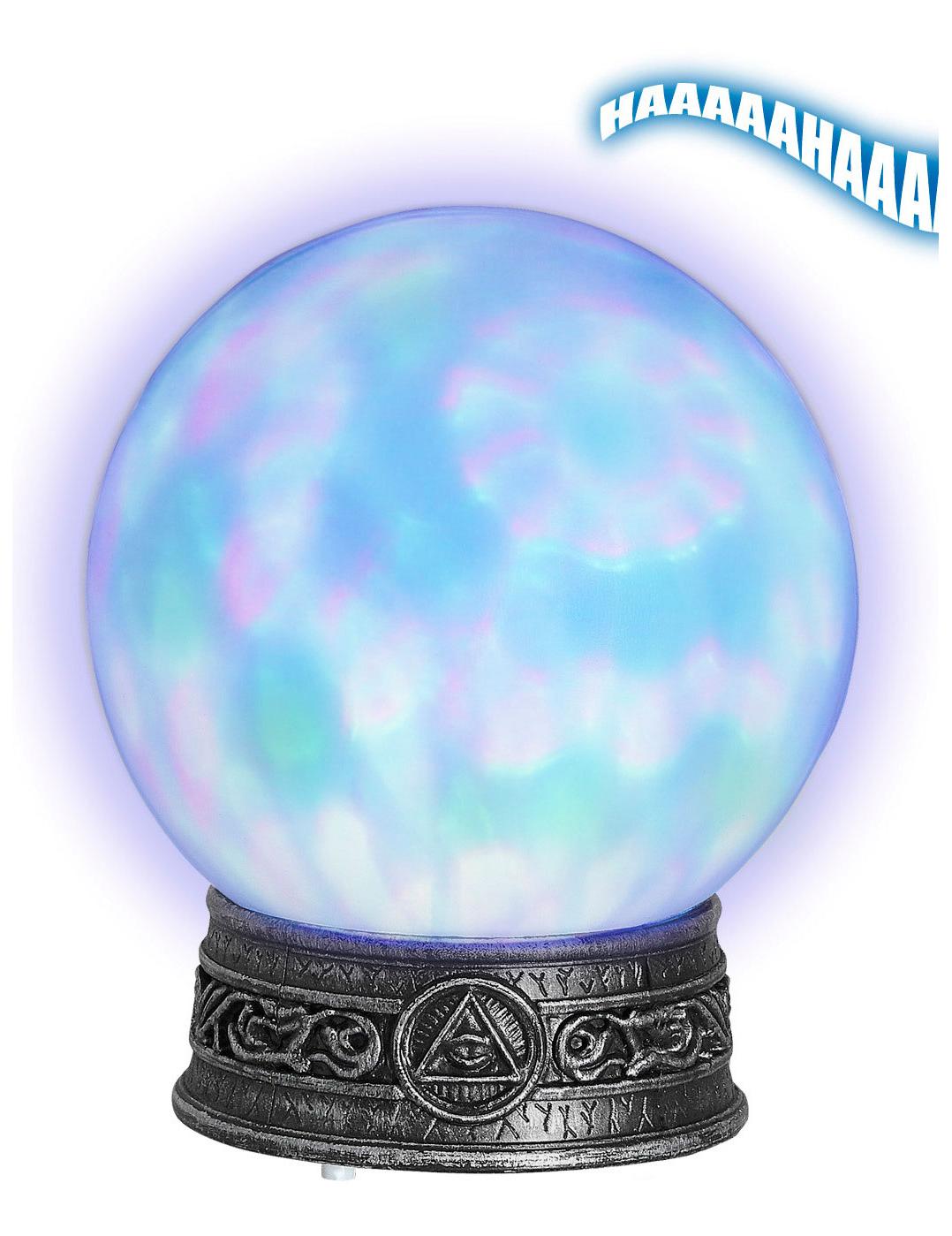 Bola de cristal luminosa Decoraciny disfraces