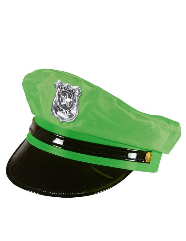 77de104ad9cab Gorra Borregos Tec 5950 Era 11381438. Gorra De Polic Verde Adulto Sombreros  Disfraces