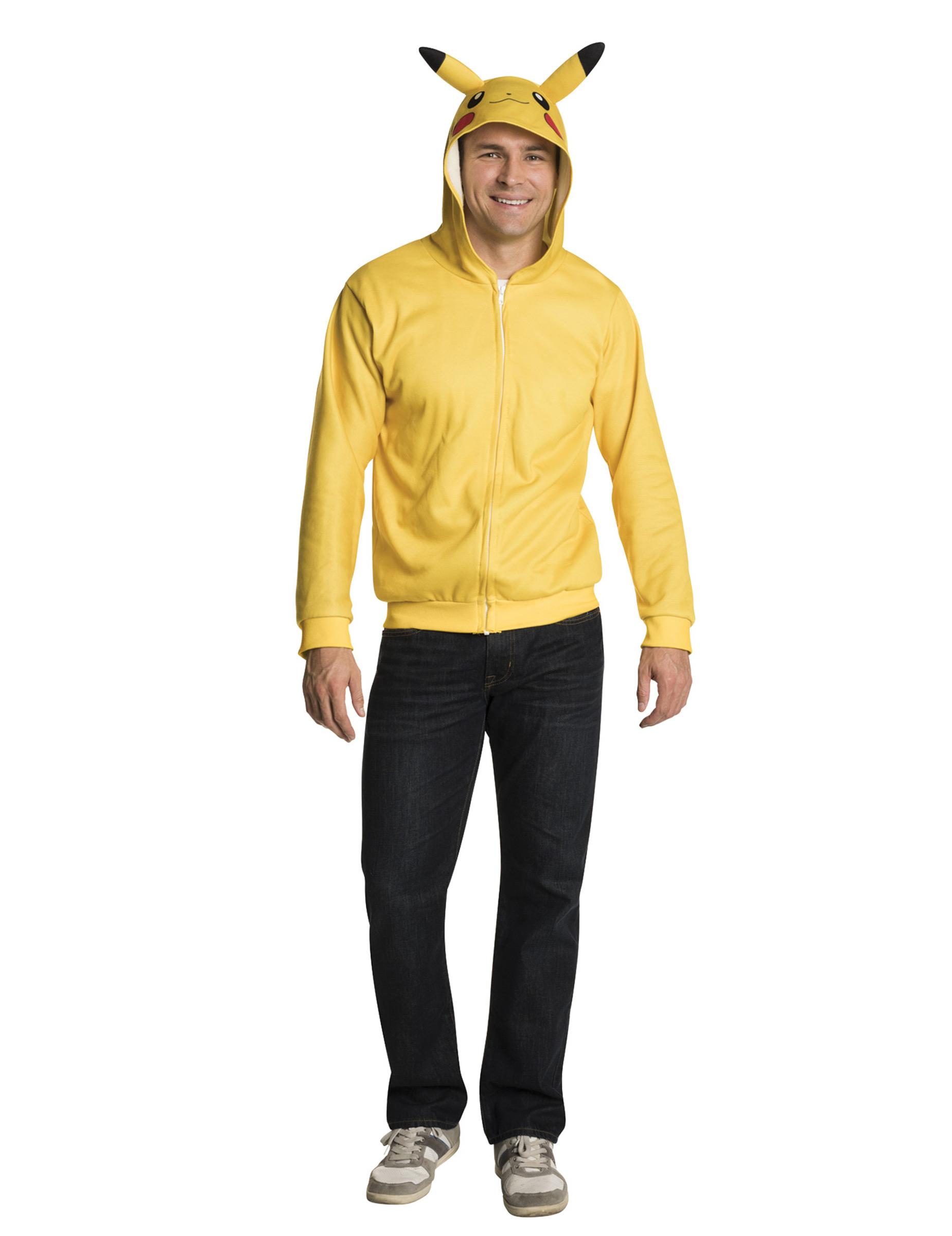 Disfraz Pikachu de Pokmon para hombre Disfraces adultos