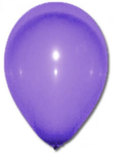 100 globos de color violeta 27 cm Decoraciny disfraces