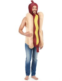 Costume hot dog adulto: Costumi adulti,e vestiti di ...