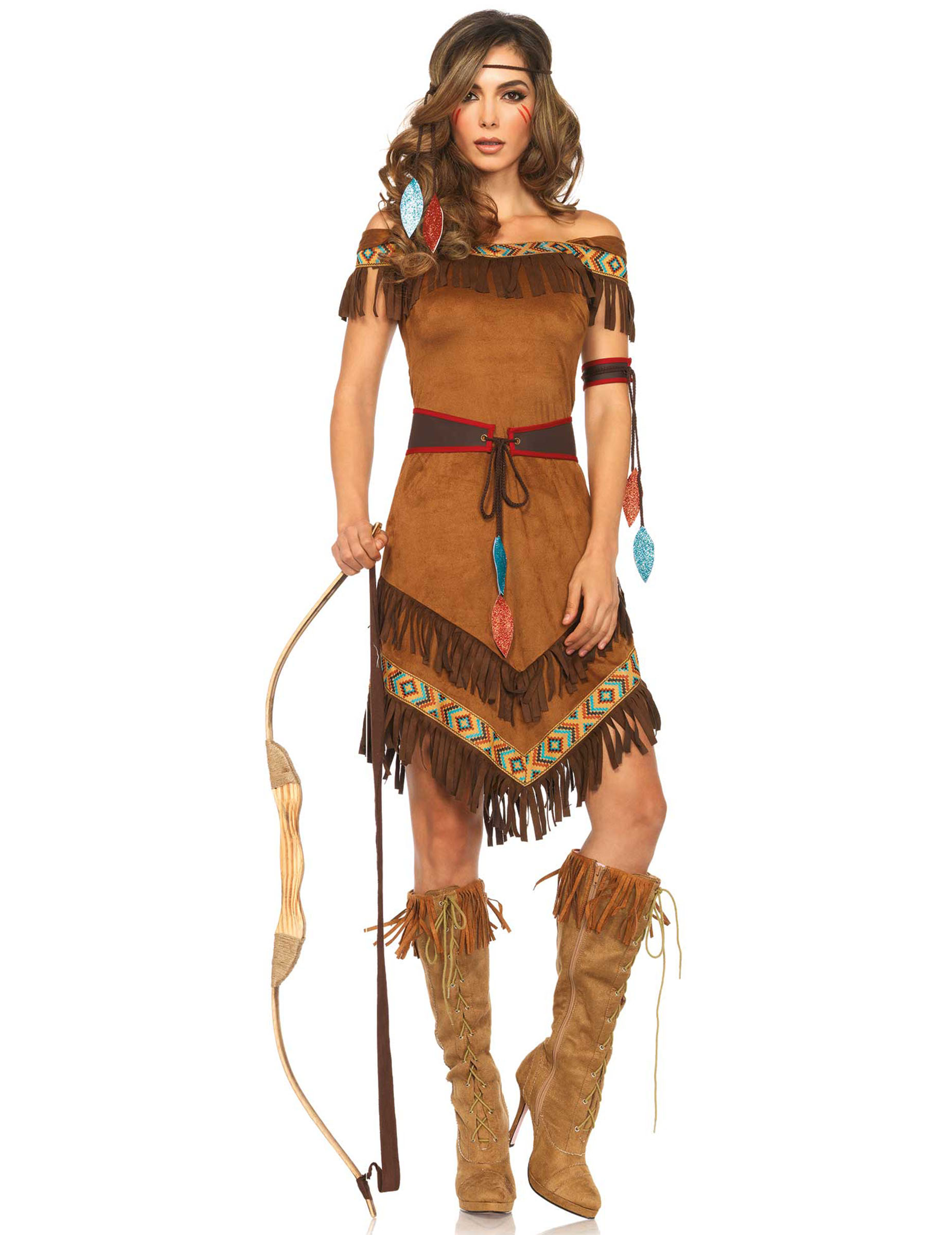 Patterns Squaw Outfit