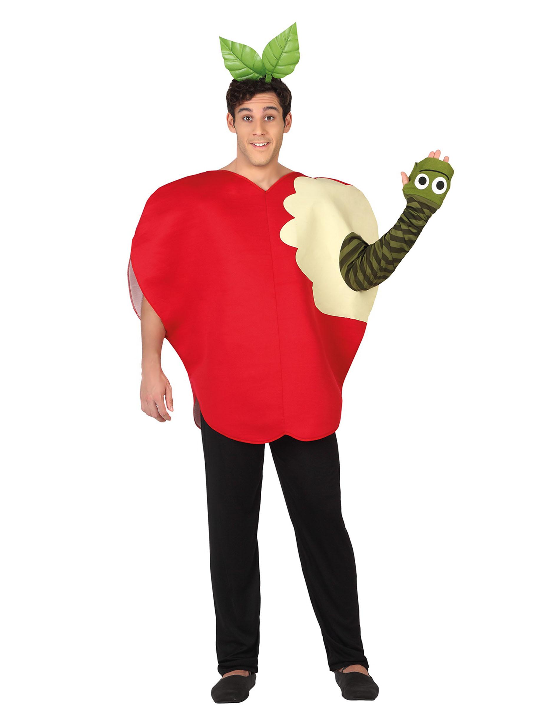 Costume Mela Uomo Costumi Adultie Vestiti Di Carnevale