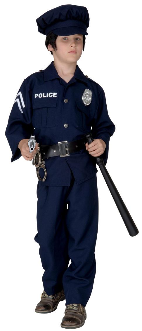 Politie agent pak voor kinderen  Kinderkostuumsen
