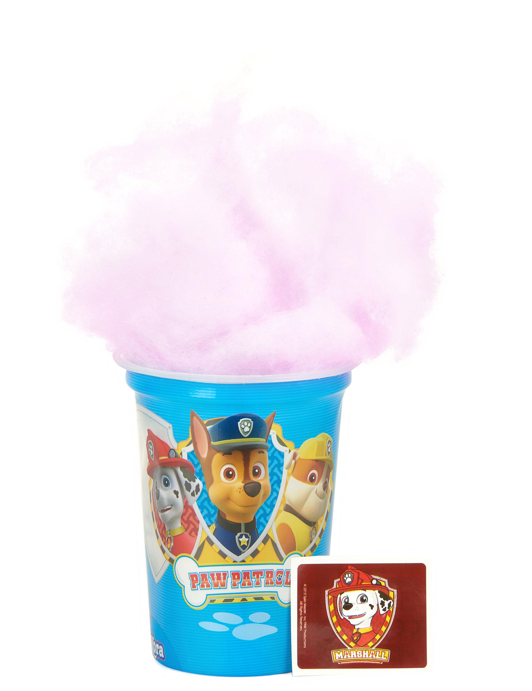 Burk med spunnet socker PAW Patrol™ köp Dekorationer på