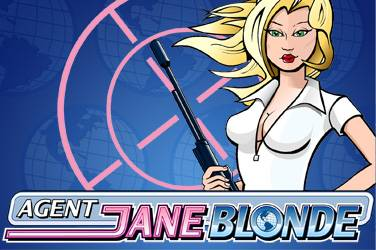 Agent jane blonde cover
