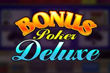 Bonus poker deluxe cover