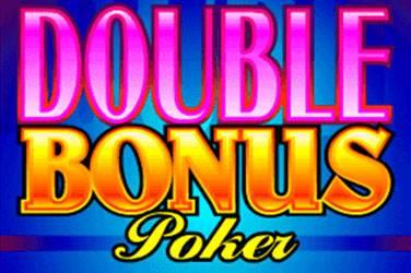 Double bonus poker cover