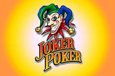 Joker poker cover