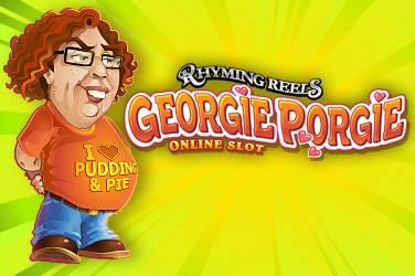 Rhyming reels georgie porgie