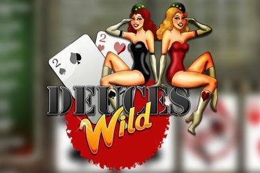 Deuces wild 1 hand cover