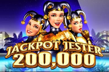 Jackpot jester 200 000