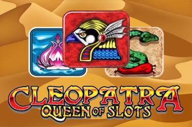 Cleopatra – queen of slots cover