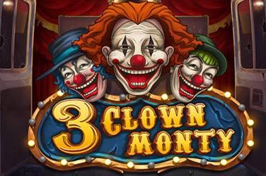 3 Clown Monty Free Slot