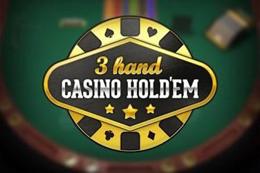 3 hand casino hold'em