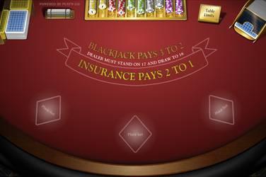 Blackjack mh