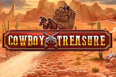 Cowboy treasure cover