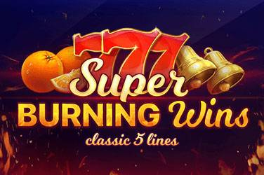 Super burning wins: classic 5 lines