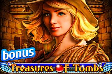 Treasures of tombs (bonus)