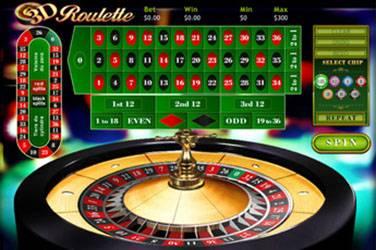 3d roulette cover