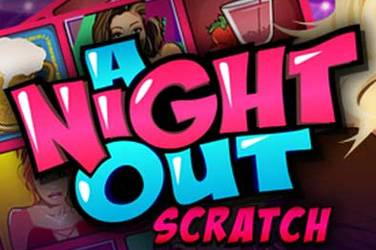 A night out scratch cover