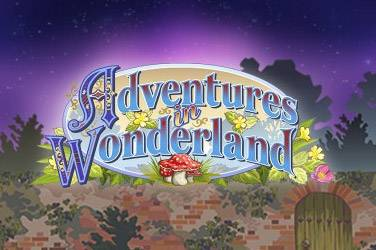 Adventures in wonderland deluxe