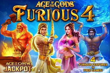 Age of the gods: furious four
