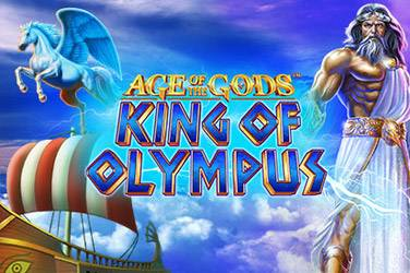 Age of the gods: king of olympus cover
