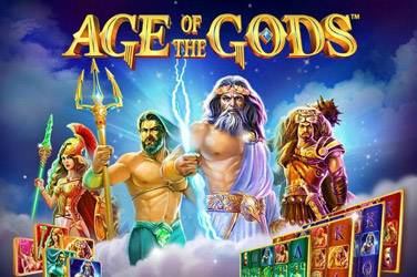 Age of the gods cover