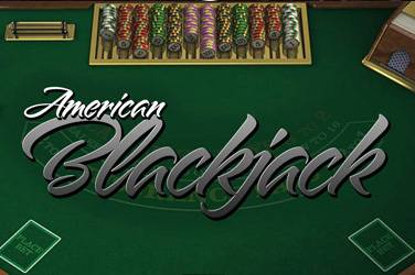 American blackjack cover