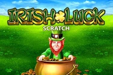 Irish luck scratch