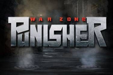 Punisher war zone scratch