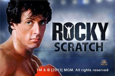 Rocky scratch