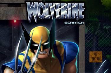 Wolverine scratch
